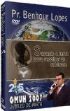 Sarando a Terra para recolher os Rabiscos - Pastor Benhour Lopes