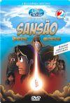 DVD Gibi do Cristão Sansão Forte em Deus e O Último Sacrifício