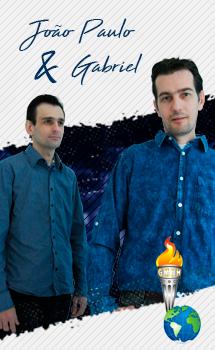 João Paulo e Gabriel
