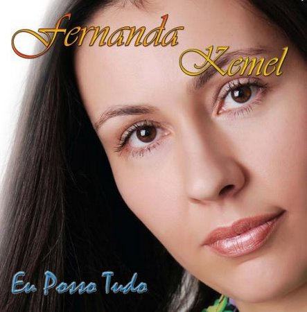 Fernanda Kemel - Eu Posso Tudo - Playback