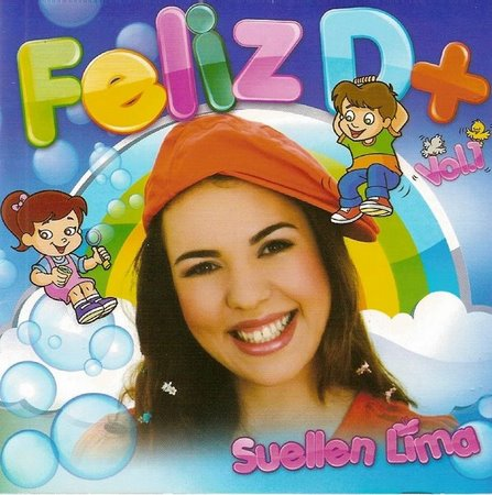 Suellen Lima - Feliz Demais - Playback 2007