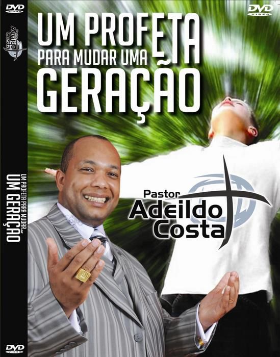 dvd do testemunho do pastor adeildo costa