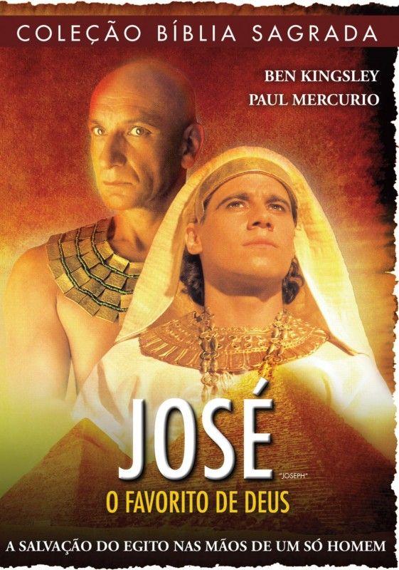 Coleção Bíblia Sagrada - José o favorito de Deus