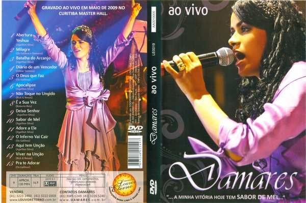 cd de damares sabor de mel playback
