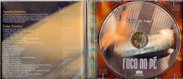 cd divisa de fogo playback