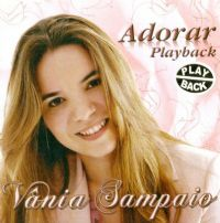 Adorar - Vania Sampaio - Somente Playback