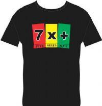 Camisetas Paz -  Sete Vezes Mais