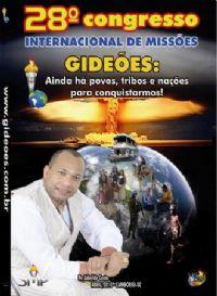 DVD do GMUH 2010 Pregação - Pr Adeildo Costa - Midia Prata