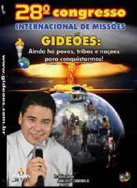 DVD do GMUH 2010 Prega��o - Pr Oseias Gomes - Midia Prata
