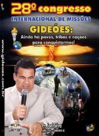 DVD do GMUH 2010 Pregação - Pr Joel Silva  - Midia Prata