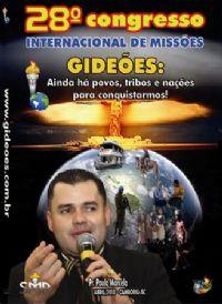 DVD do GMUH 2010 Pregação - Pr Paulo Marcelo - Midia Prata