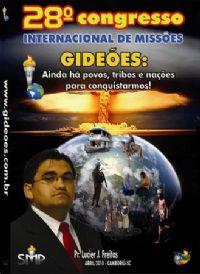 DVD do GMUH 2010 Prega��o - Pr Lucier J. Freitas - Midia Prata