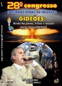 DVD do GMUH 2010 - Pr Wanderley Carceliano- venda somente dentro  Kit