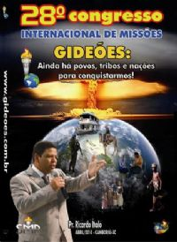 DVD do GMUH 2010 - Pr  Ricardo Italo -  venda somente dentro do KIT