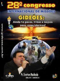 DVD do GMUH 2010 - Pr  Everton Machado -  venda somente dentro do KIT