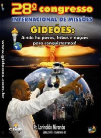 DVD do GMUH 2010 - Pr  Lorinaldo Miranda-  venda somente dentro do KIT