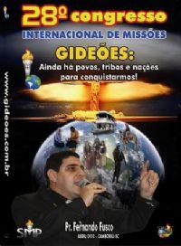 DVD DO GMUH 2010 PREGAÇÃO - Pr Fernando Fusco - Midia Prata