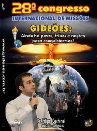 DVD DO GMUH 2010 PREGAÇÃO - Pr Felipe Cequinel- Midia Prata