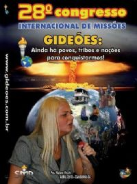 DVD DO GMUH 2010 PREGAÇÃO - Pra Naiara Vecchi - Midia Prata