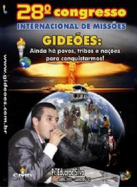 DVD do GMUH 2010 - Pr  Eduardo Silva  -  venda somente dentro do KIT