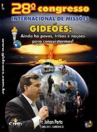 DVD do GMUH 2010 PREGA��O - Pr  Jehan Porto - Midia Prata