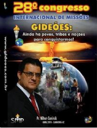 DVD do GMUH 2010 - Pr Nilton konink -  venda somente dentro do KIT