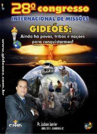 DVD do GMUH 2010 Pregação - Pr Judson Jarrier Midia Prata