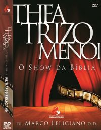 Thea Trizo Menoi Show da Bíblia - Pastor Marco Feliciano