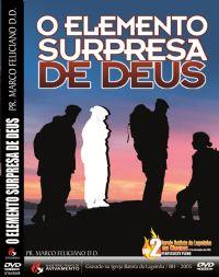 O Elemento Surpresa de Deus - Pastor Marco Feliciano