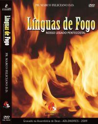 Línguas de Fogo - Pastor Marco Feliciano