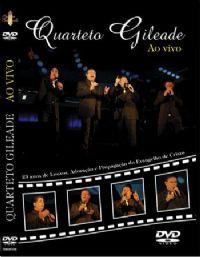 DVD - Quarteto Gileade ao Vivo 23 Anos de Louvor e Adora��o