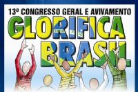INGRESSO GLORIFICA BRASIL -  EYSHILA, IRM�O L�ZARO e .... - MODELO