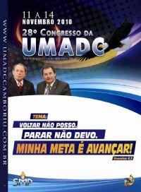 Umadc 2010 Camboriu - SC - Pastor Yossef Akiva
