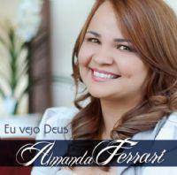 Eu vejo Deus - Amanda Ferrari - Somente Play - Back