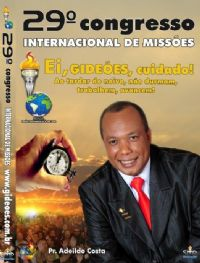 DVD do GMUH 2011  Prega��o - Pr Adeildo Costa -
