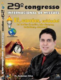 DVD do GMUH 2011 Pregação - Pr Anderson Silva