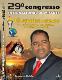 DVD do GMUH 2011 Prega��o - Pr Angelo Galv�o