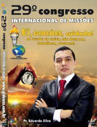 DVD do GMUH 2011 Pregação - Pr  Eduardo Silva