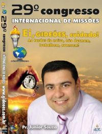 DVD do GMUH 2011 Prega��o - Pr  Junior Souza