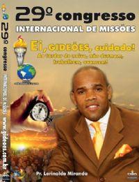 DVD do GMUH 2011 Pregação - Pr  Lorinaldo Miranda