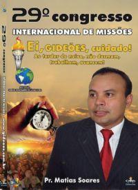 DVD do GMUH 2011 Pregação - Pr  Matias Soares