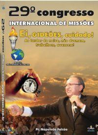 DVD do GMUH 2011 Pregação - Pr  Napoleão Falcão