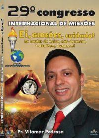DVD do GMUH 2011 Pregação - Pr  Vilamar Pedrosa -