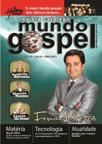 Revista Mundo Gospel  - Anuncie J�