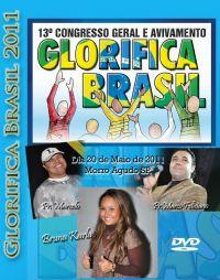 DVD do Glorifica Brasil 2010 - Pastor Marco Feliciano