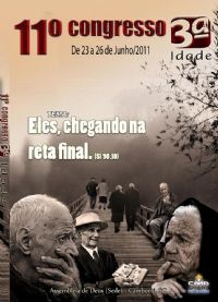11� Congresso da 3� Idade Camboriu - SC - Pastor Napole�o Falc�o