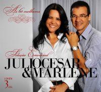 Seleção Especial - 3 CDs - Julio Cesar e Marlene