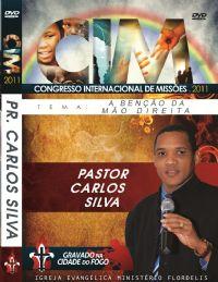 C.I.M - Congresso Internacional de Miss�es 2011 -  Carlos Silva