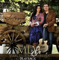 Especial Sertanejo Play Back - Marcelo Dias e Fabiana