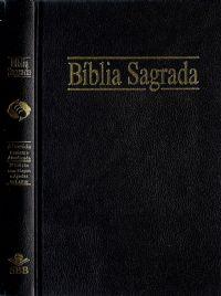 B�blia Sagrada Revista e Atualizada - Jo�o Ferreira de Almeida